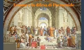 Zenone e la difesa di Parmenide