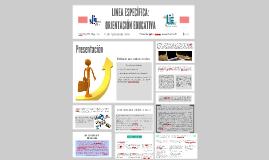 Presentación de la linea en Orientación Educativa