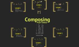 Yr9 Pupil Choice Composing & Performing