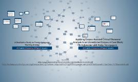 Qualitative and Quantitative researches regarding Discourse