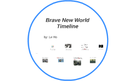 Brave New World Timeline