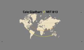 MIT 813 - Cole