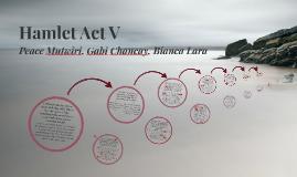 Hamlet Act V