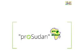 proSudan öffentliche Präsentation
