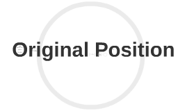 Original Position