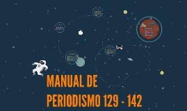 MANUAL DE PERIODISMO