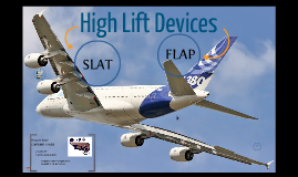 High Lift Devices