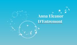 Anna Eleanor D'Entremont