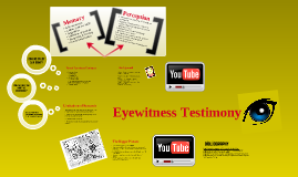 Copy of Eyewitness Testimony