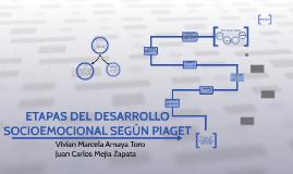 ETAPAS DEL DESARROLLO SOCIOEMOCIONAL