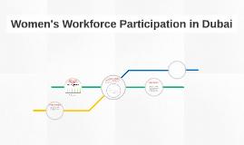 Women's Workforce Participation in Dubai