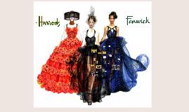 HARRODS/FENWICK