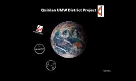 Quinlan UMW District Project