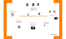 Copy of Formas de Opiniones y actitudes