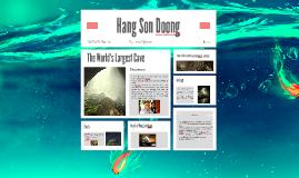 Hang Son Doong