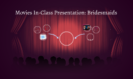Movies In-Class Presentation: Bridemaids