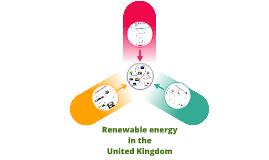 Renewables in the UK