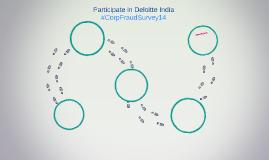 Participate in Deloitte Fraud Survey 2014