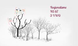 3V H3 P7 Regionalisme