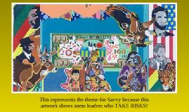 Theme Project: Savvy Prezi