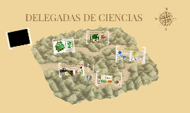 DELEGADAS DE CIENCIAS