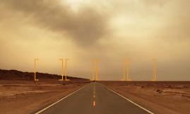 hitchhiking Road