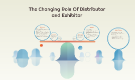 The Changing Role Of Distributor and Exhibior