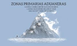 Copy of ZONAS PRIMARIAS ADUANERAS
