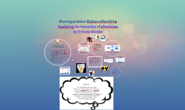 Sharing practice: Mahara ePortfolios