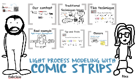 LIGHT PROCESS MODELING