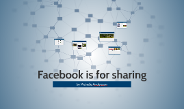 Facebook is for sharing