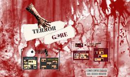 TERROR y GORE