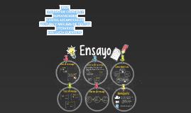 Ensayo (CCH-A)
