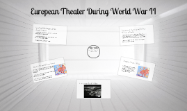 European Theater