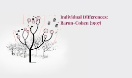Individual Differences: