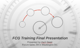FCG Training Final Presentation