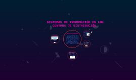 Copy of SISTEMAS DE INFORMACIÓN EN LOS CENTROS DE DISTRIBUCIÓN.