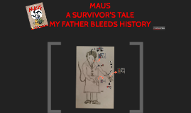 Maus I: A Survivors Tale, My Father Bleeds History