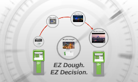 EZ Dough ATMs for Amusement Parks