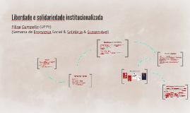 Liberdade e solidariedade institucionalizada
