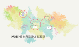 Parts of a Friendly Letter