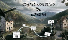 CUARTO CONVENIO DE GINEBRA