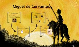 Copy of Miguel de Cervantes: Vida y Obra