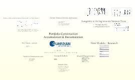Portfolio Construction - Guardian FP Research Approach