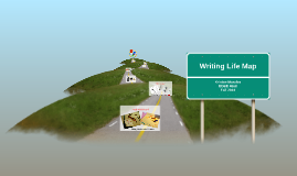 Writing Life Map