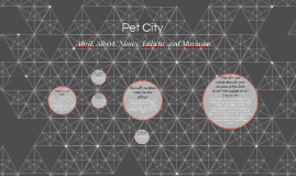 Copy of Pet City