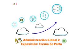 Final de Admi Global II - Proyecto de Marketing