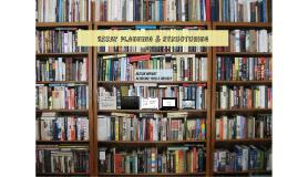Planning Essays & Academic Writing Style