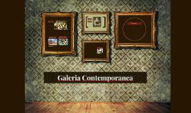 Galeria conemporanea