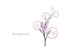 ACC Support Center Gen Info Prezi